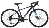 "Велосипед 27,5"" Pride ROCX 7.1 синий 2020"