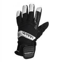 Велоперчатки зимние 0091 черные