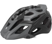 Шлем KLS DARE 018 матовый черный/серый