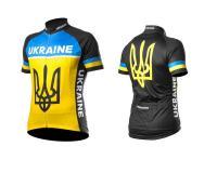 Веломайка чоловіча ONRIDE Ukraine чорний/жовтий