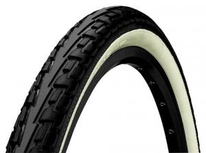 "Покрышка Continental Tour RIDE 26"" x 1.75 Black/White"