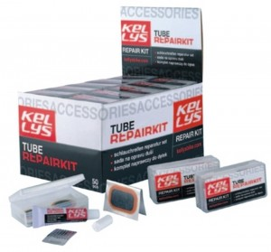 Набор KLS Repair kit для заклейки камер