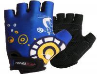 Велоперчатки детские 001C синие