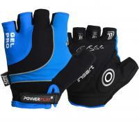 Велоперчатки летние 5015D синие