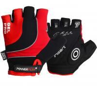 Велоперчатки летние 5015 (красные)