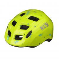 Шлем детский KLS ZIGZAG лайм