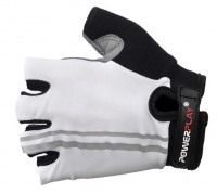Велоперчатки летние 5031A (белые)