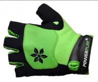 Велоперчатки летние 5284B (зеленые)