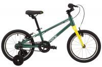 """Велосипед 16"""" Pride GLIDER 16 2021 зеленый"""