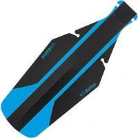 Крыло Zefal Shield Lite XL пластиковое заднее 24g, под седло, сине-черное