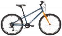 """Велосипед 24"""" Pride GLIDER 4.1 2021, бирюзовый"""