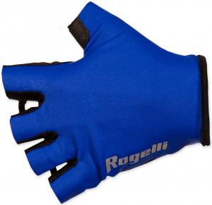 Велорукавички Rogelli BELCHER сині