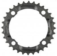 Звезда шатунов Shimano FC-M430-8 Alivio 32T черная, сталь