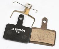 Тормозные колодки Ashima AD0701-SM-S для AVID JUICY HYD. & BB7 MECH полуметалл