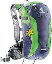 Рюкзак Deuter Compact Air EXP 8 SL цвет 5202 blueberry-spring