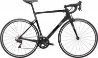 "Велосипед 28"" Cannondale SUPERSIX Carbon 105 рама - 48см 2021 BBQ, чорний"