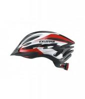 Шлем EXUSTAR BHM107 красный