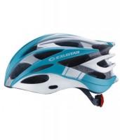 Шлем Exustar BHM106 голубой