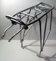 """Багажник 24-29"""" алюминиевый Standwell серебро"""