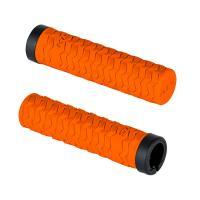 Ручки руля KLS Poison LockOn оранжевый