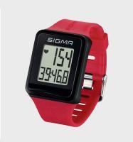 Пульсометр серцевого ритму iD.GO Rouge Sigma Sport червоний