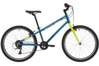 """Велосипед 24"""" Pride GLIDER 4.1 2020 бірюзовий"""