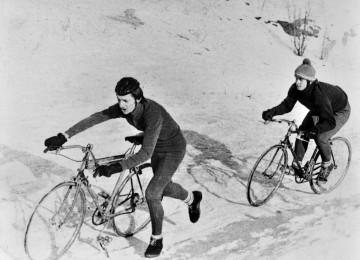 Что полезно знать велосипедистам о зимнем сезоне