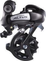 Перемикач задній Shimano Altus RD-M310 7/8 швидкостей довгий важіль чорний