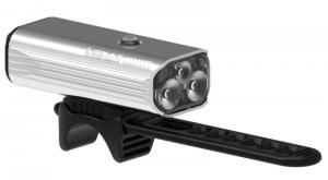 Світло переднє Lezyne MACRO DRIVE 1300XL глянцевий сріблястий