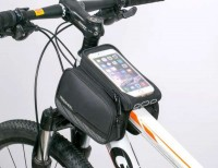 Сумка под смартфон на руль ROSWHEEL R-TEX 12813L-A
