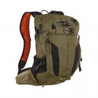 Рюкзак R2 TRAIL STAR оливковий/чорний/помаранчевий