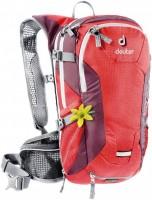 Рюкзак Deuter Compact EXP 10 SL цвет 5513 fire-aubergine