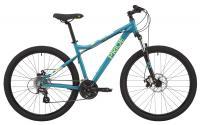 """Велосипед 27,5"""" Pride STELLA 7.2 бірюзовий"""