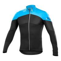 Куртка Mavic Cosmic Pro Wind з довгим рукавом чорно-синя, M
