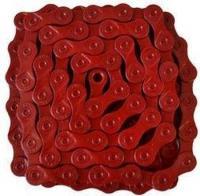 Ланцюг KMC X9 Color, 9шв червоний