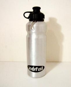 Фляга алюминиевая 0,5 л (серебристая)