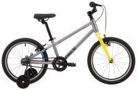 """Велосипед 18"""" Pride GLIDER 18 2021 сірий"""