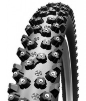 "Покришка Schwalbe Ice Spiker 26"" x 2.10"" KevlarGuard B/B-SK HS333 (304 Studs) WiC"