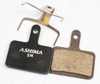 Гальмівні колодки Ashima AD0701-SM-S для AVID JUICY HYD. & BB7 MECH напівметал