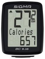 Велокомп'ютер Sigma Sport BC 9.16