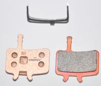 Гальмівні колодки Ashima AD0701-Si-S для AVID JUICY HYD. & BB7 MECH метал
