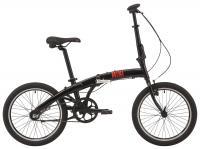 """Велосипед 20"""" Pride MINI 3 2021 чорний"""