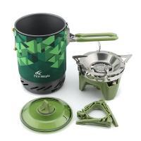 Система приготування їжі Fire-Maple FMS-X2 green