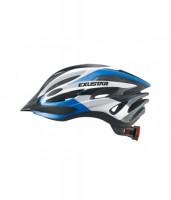 Шлем EXUSTAR BHM107 блакитний