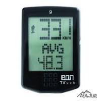 Велокомпьютер Ehowell EON-9 с сенсорными кнопками и термометром