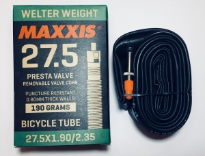 Камера Maxxis Welter Weight 27.5x1.90/2.35 FV
