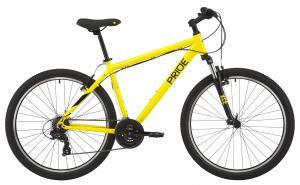 "Велосипед 27,5"" Pride MARVEL 7.1 жовтий 2020"