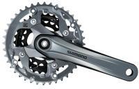 Шатуни Shimano Alivio FC-M4000 Octalink 170мм 40x30x22