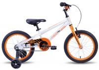 """Велосипед 16"""" Apollo Neo boys оранжевый/черный"""