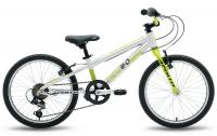 """Велосипед 20 """"Apollo Neo 6s boys лайм/чорний"""